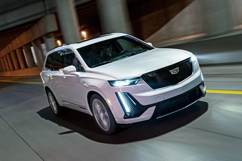 Best 3rd Row Suv 2020.Three Row 2020 Cadillac Xt6 Is A Luxury Suv Built From