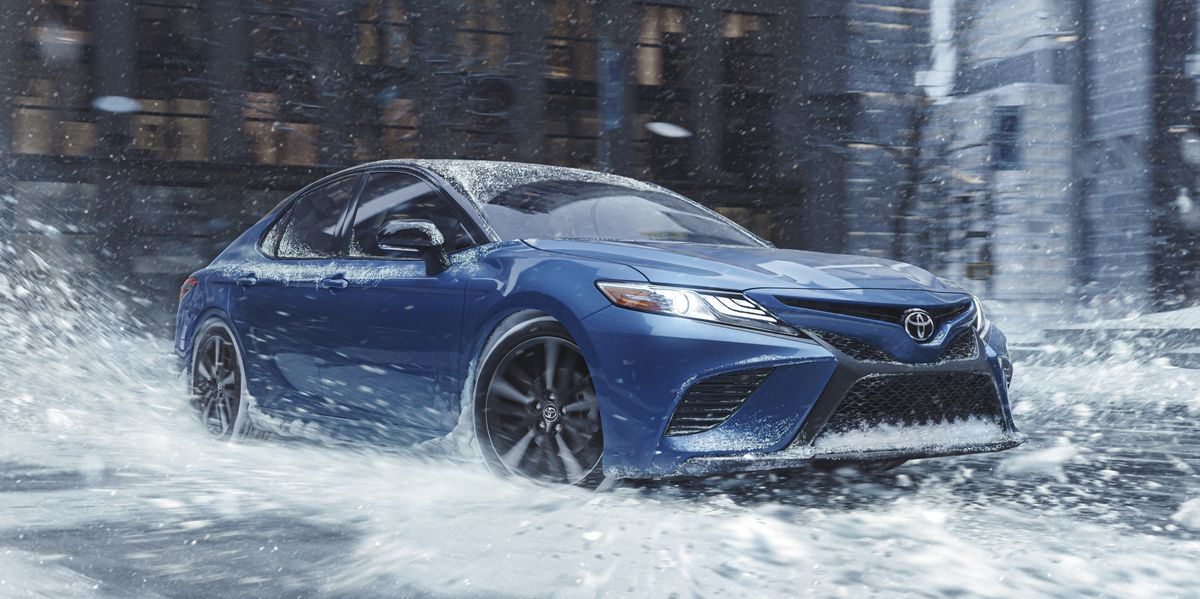 All Wheel Drive On 2020 Toyota Camry Costs 1400 Extra