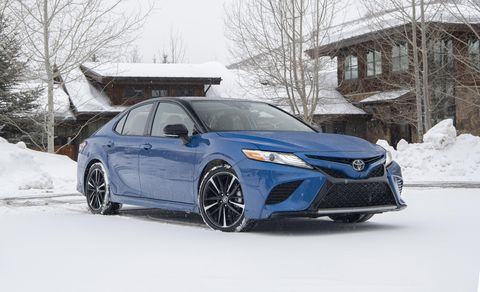 ToyotaCamry and Avalon go all-in with AWD
