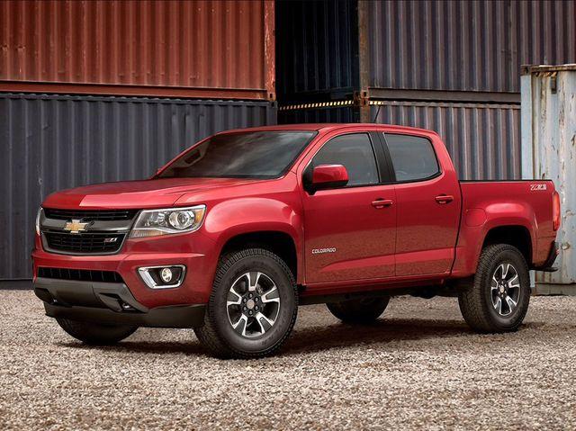 2017 Chevrolet Colorado Towing Capacity >> 2020 Chevrolet Colorado Review Pricing And Specs