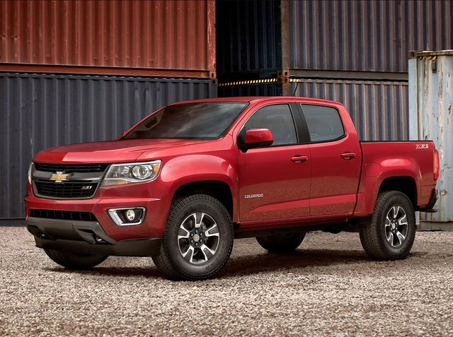 2020 Chevrolet Colorado Review Pricing And Specs