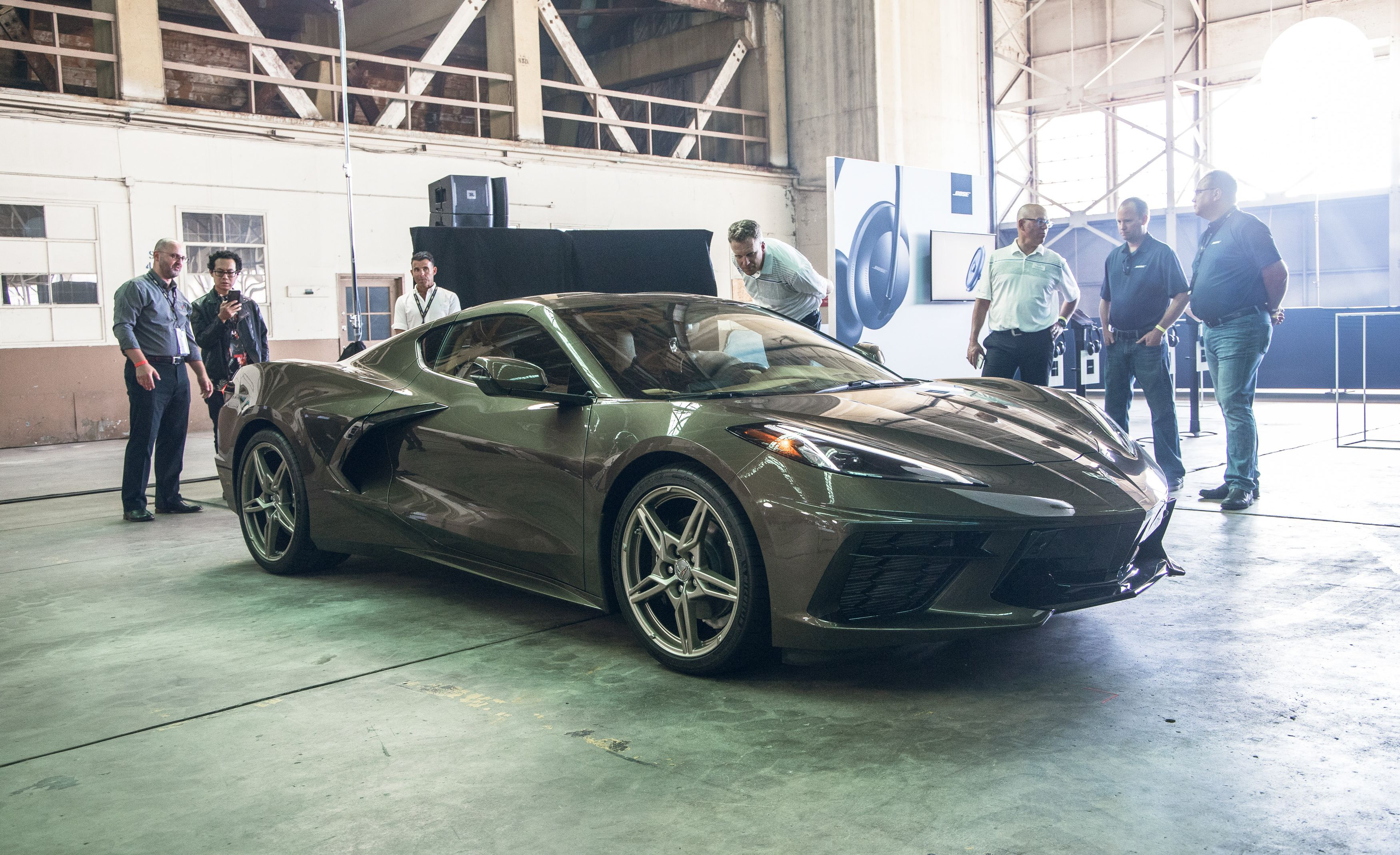 See the Mid-Engined 2020 Chevy Corvette from Every Angle | RK Motors Classic Cars for Sale