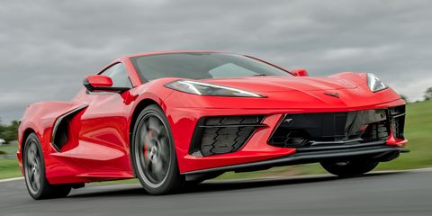 Best New Sports Cars of 2021