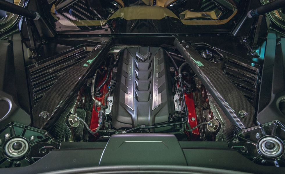 See the Mid-Engined 2020 Chevy Corvette from Every Angle ...