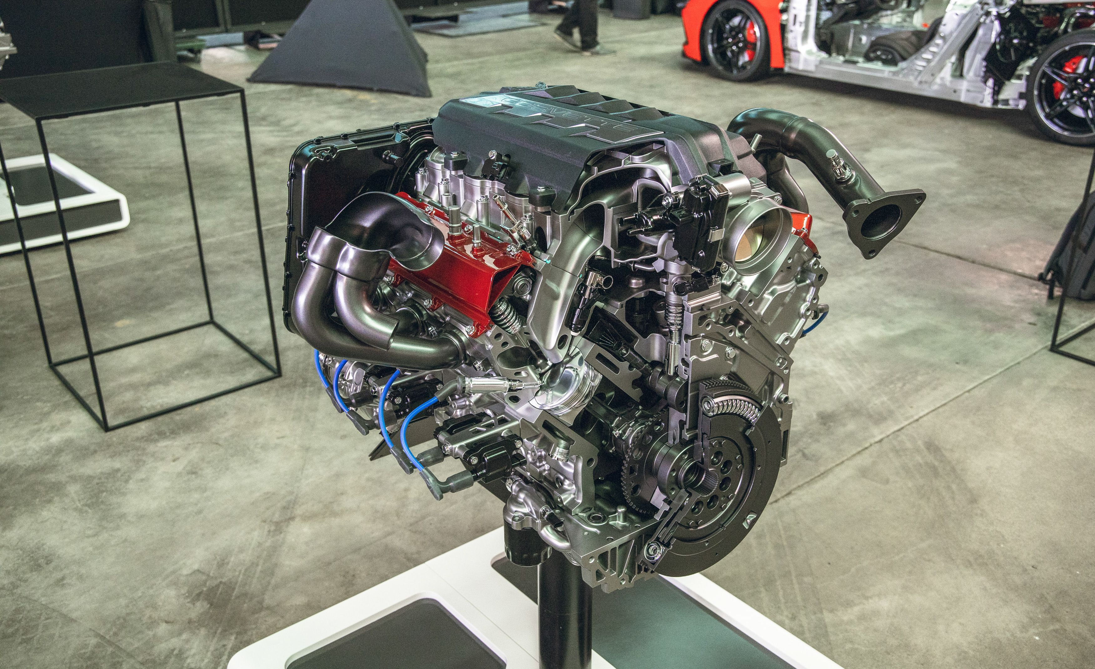 See The Mid Engined 2020 Chevy Corvette From Every Angle