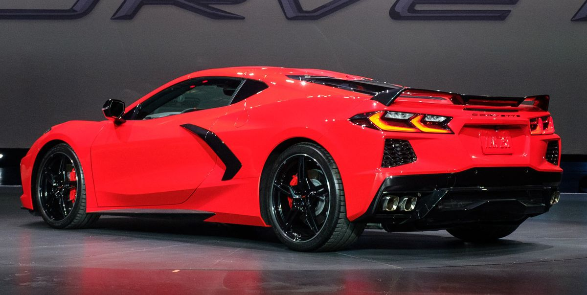 I Still Have Questions about the C8 Corvette, but It Could ...