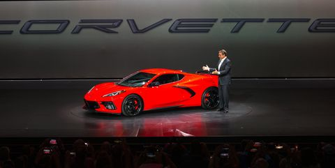 2020 Chevy Corvette C8 Colors Trims Options And Features