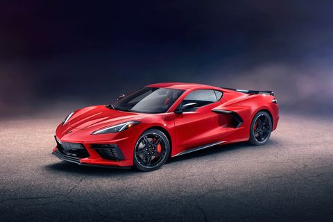 New Corvette 2020.The Mid Engined 2020 Chevy Corvette Is Here