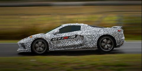 "Confused by the Mid-Engined Chevy C8 Corvette? Here's What ""Mid-Engined"" Means and Why It Matters"
