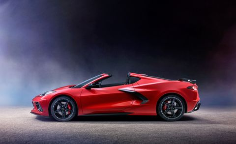 The Mid Engined 2020 Chevy Corvette Is Here