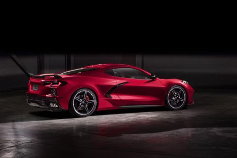 2020 Chevy Corvette C8 Is Mid-Engined - What That Means ...