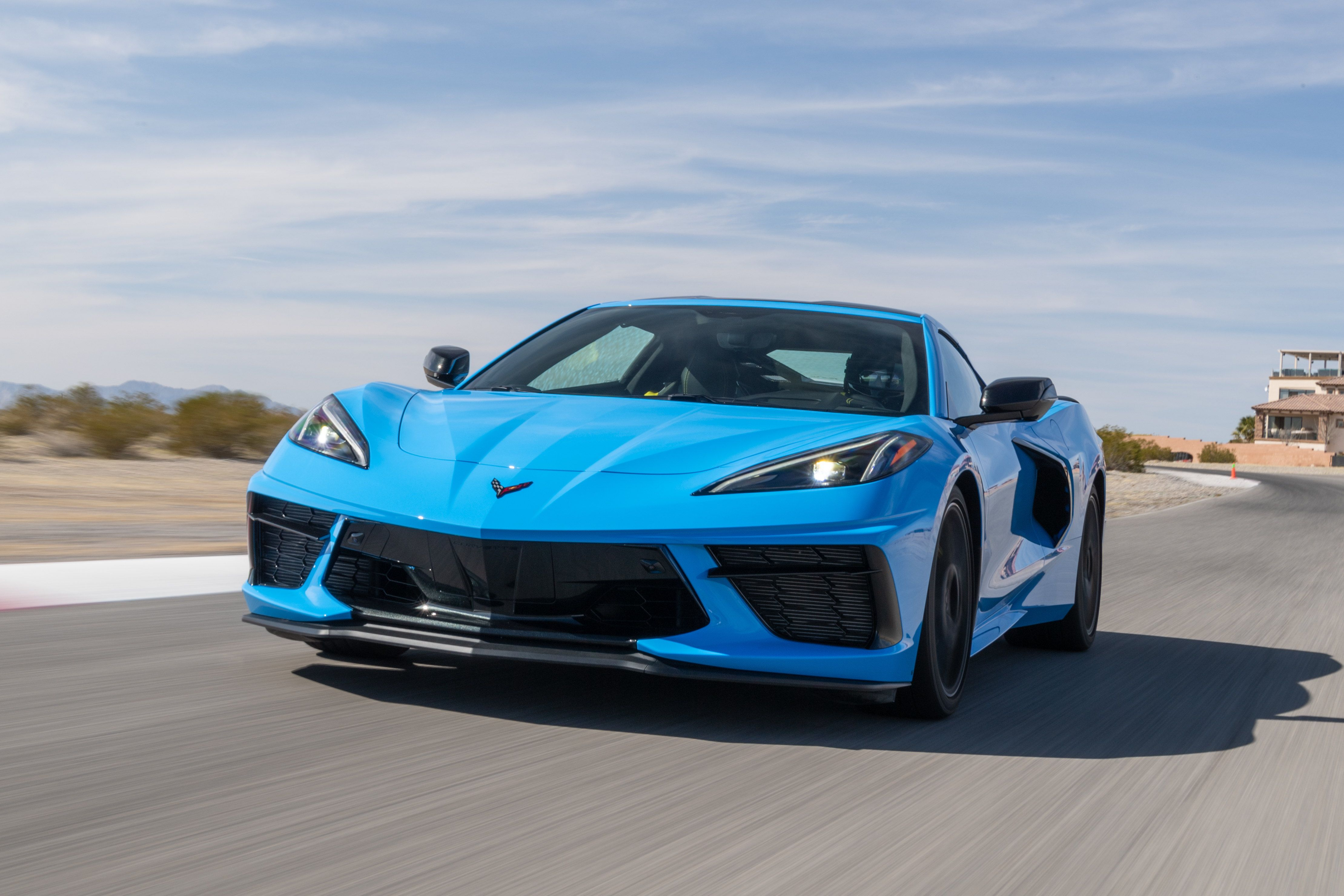 GM Issues Recall for C8 Corvette Trunks Popping Up on the Move
