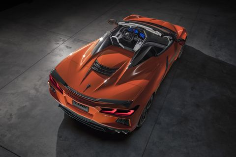 The 2020 Chevrolet Corvette Convertible Is Here