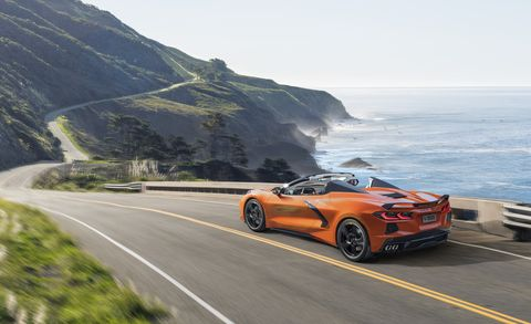 Chevy Just Revealed the Mid-Engine Corvette Convertible