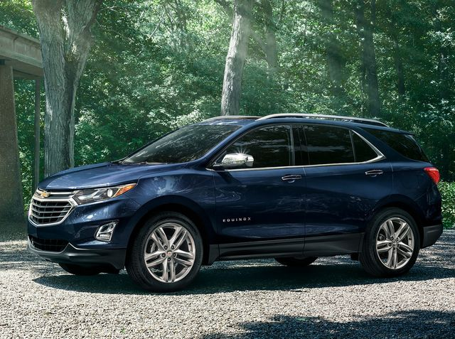 2020 Chevrolet Equinox Review, Pricing, and Specs