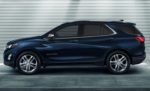 2020 Chevrolet Equinox Review Pricing And Specs