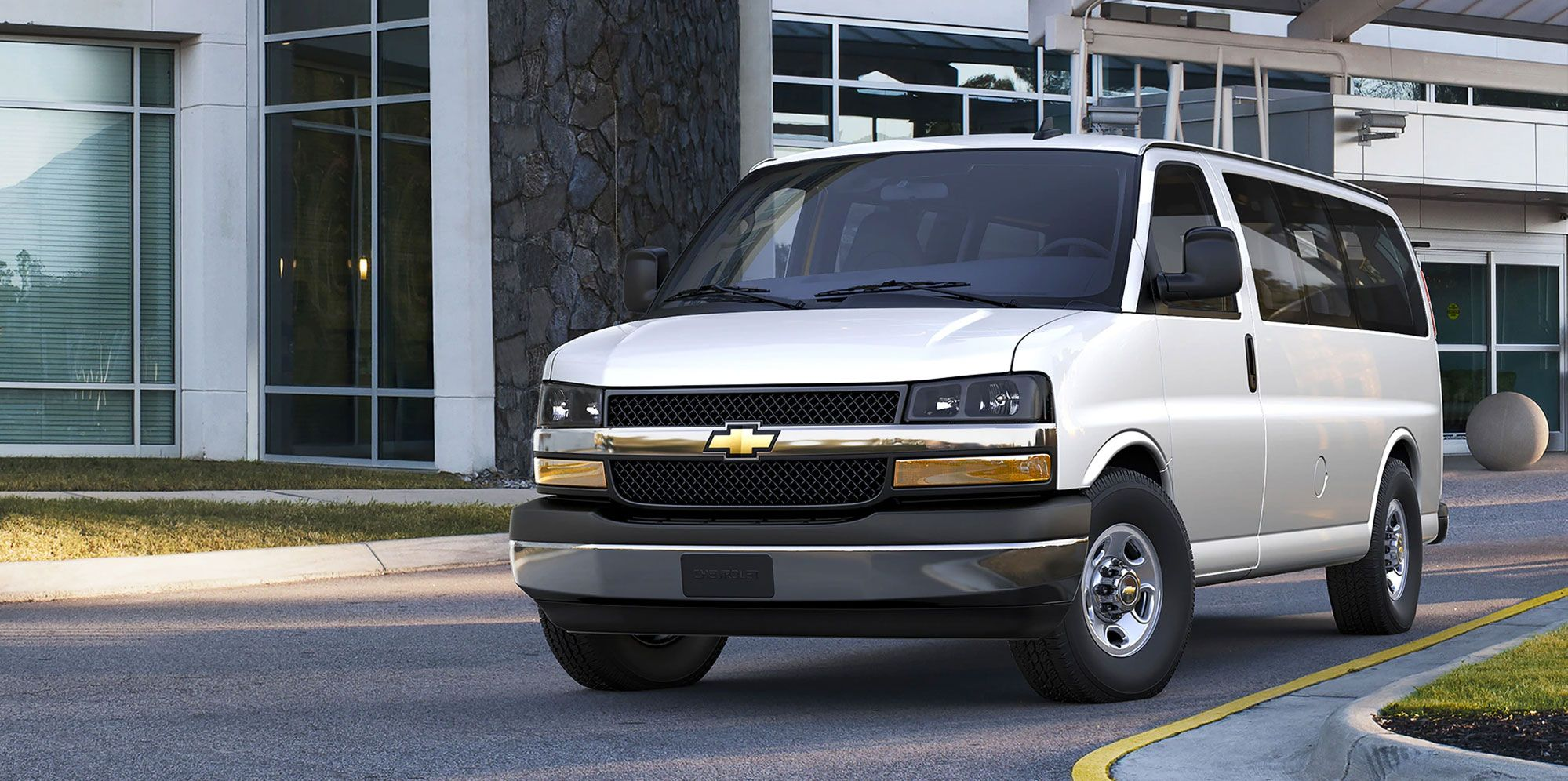 2020 Chevrolet Express Review Pricing And Specs