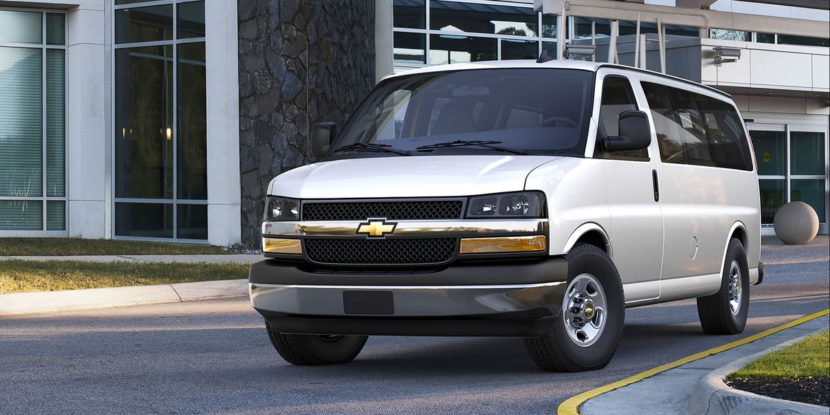 2020 chevrolet express review pricing and specs 2020 chevrolet express review pricing and specs