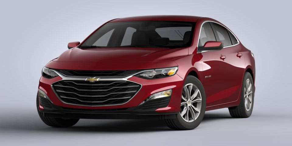Chevrolet Malibu Drops Hybrid Model for 2020