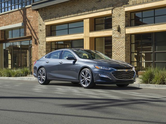 2020 Chevrolet Malibu Review Pricing And Specs