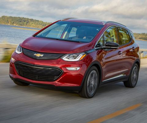 Gm Will Have 12 Electric Vehicles Soon Releases Details On Them