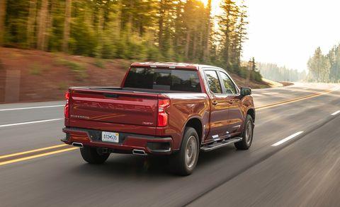 2020 Chevrolet Silverado 1500 3.0-liter Duramax diesel