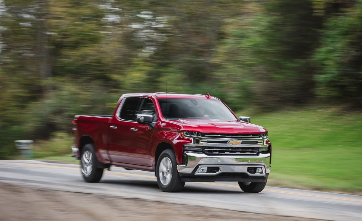2020 Chevy Silverado 1500 3 0l Duramax Is Smoother Than It Is Capable