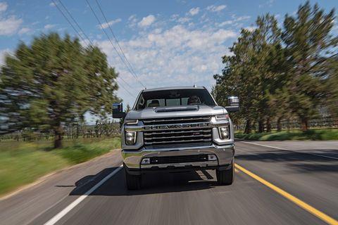 2020 Chevrolet Silverado 2500 HD duramax