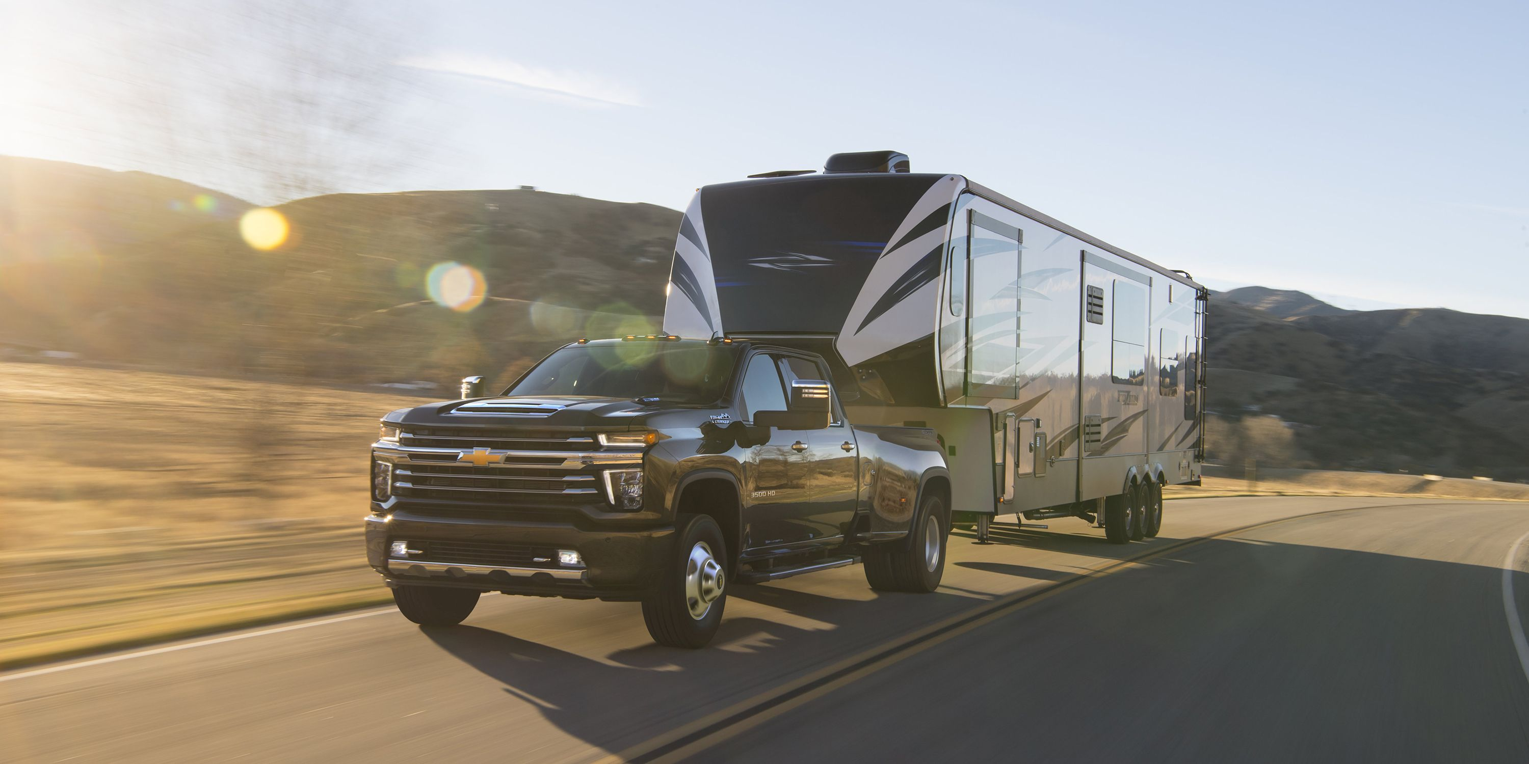 2020 Chevrolet Silverado Hd New Chevy 2500 And 3500 Debut At 2019
