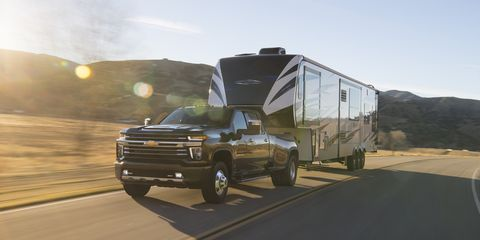 2020 Chevrolet Silverado HD - New Chevy 2500 and 3500 ...