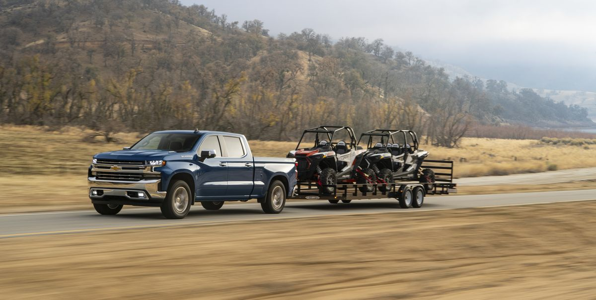 2020 Chevy Silverado 1500 Review Should I Buy Gas Or Diesel