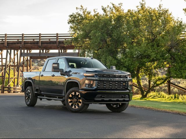 2020 Chevrolet Silverado Hd Review Pricing And Specs
