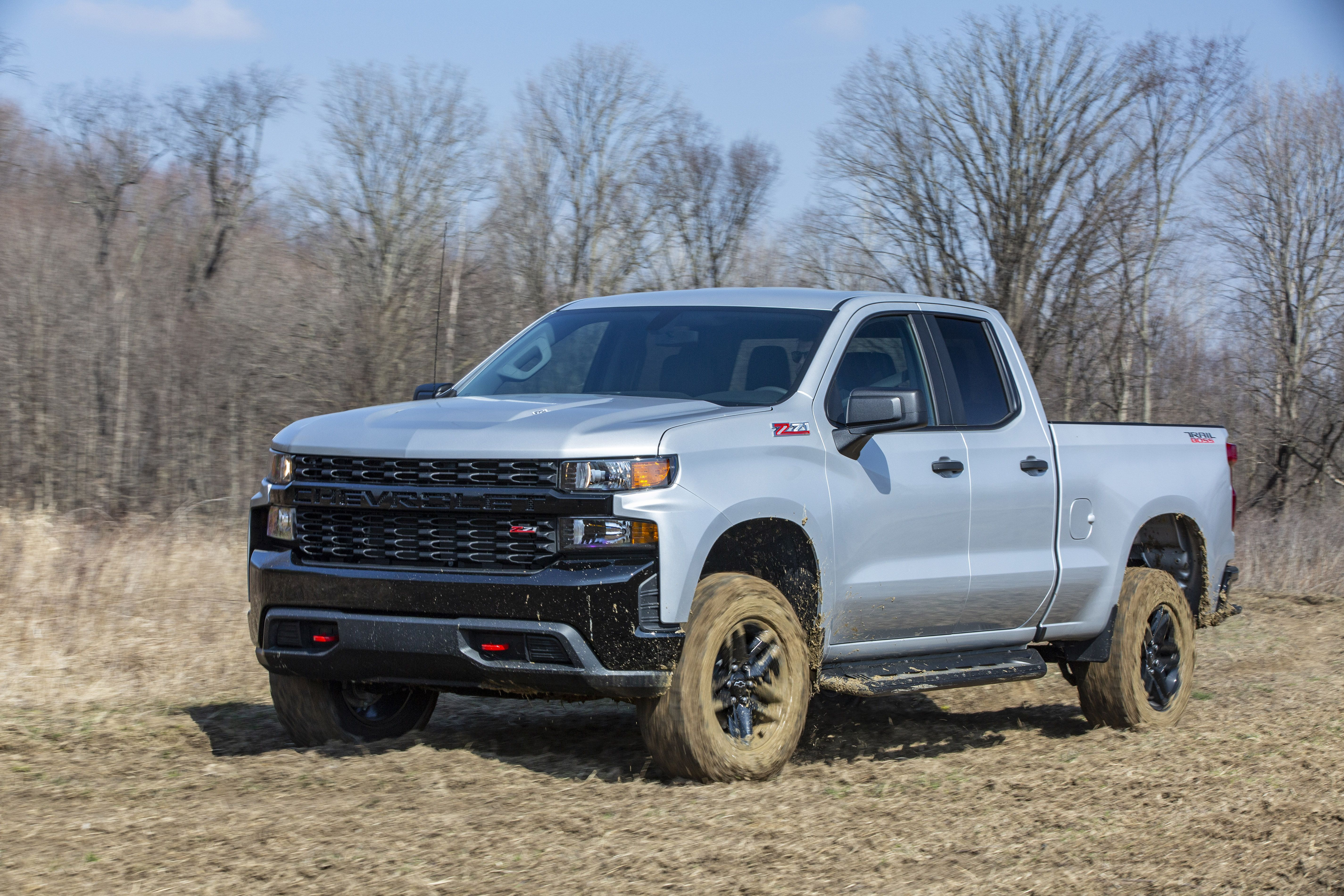 The 2020 Chevrolet Silverado Toughens Up with New Diesel and Expanded V-8 Availability