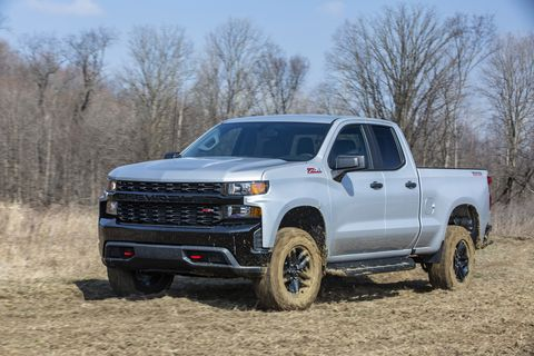For 2020, Chevrolet Silverado Stays Competitive by Adding ...