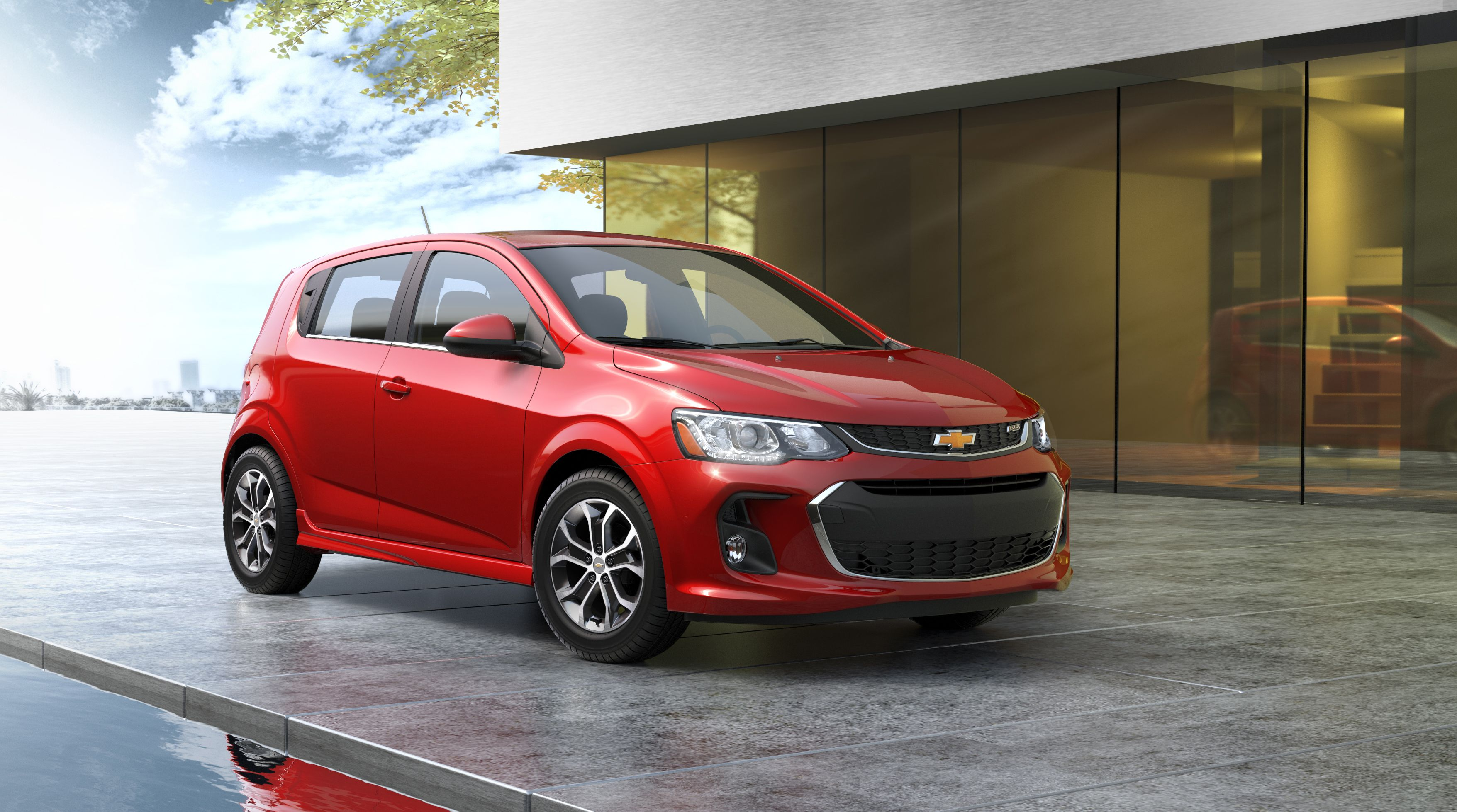 2020 Chevy Sonic Prices