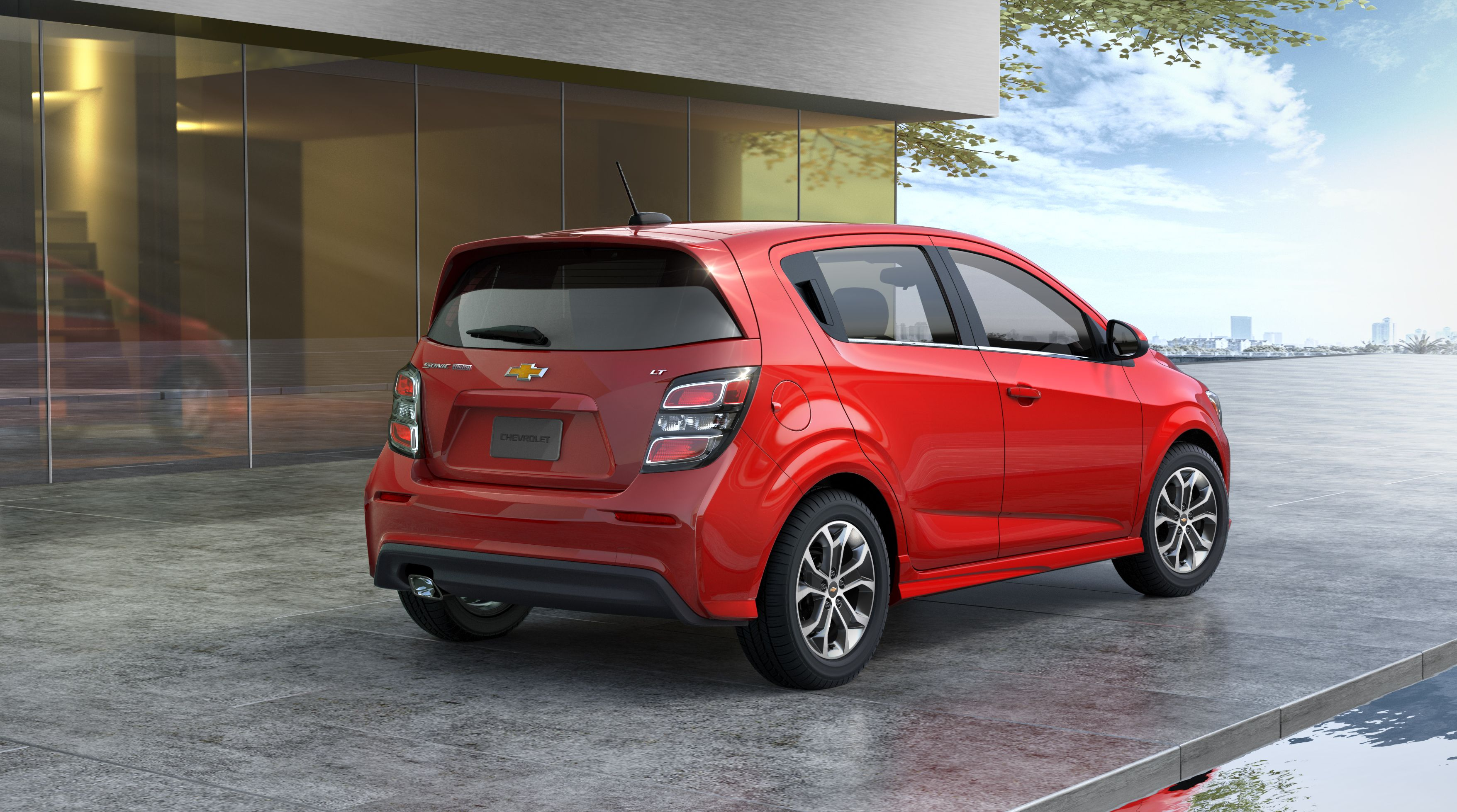 2020 Chevy Sonic Overview
