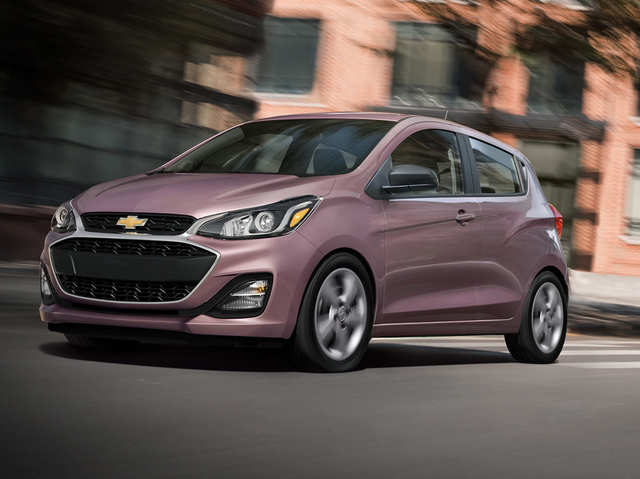 2020 Chevrolet Spark Review Pricing And Specs