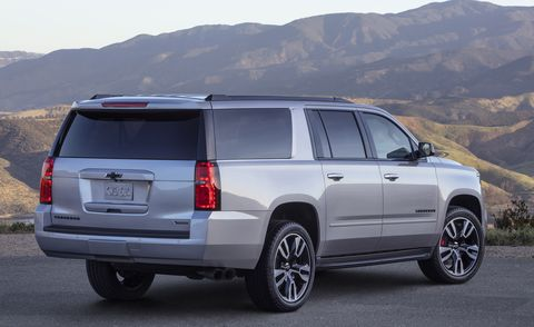 2020 Chevrolet Suburban Review Pricing And Specs