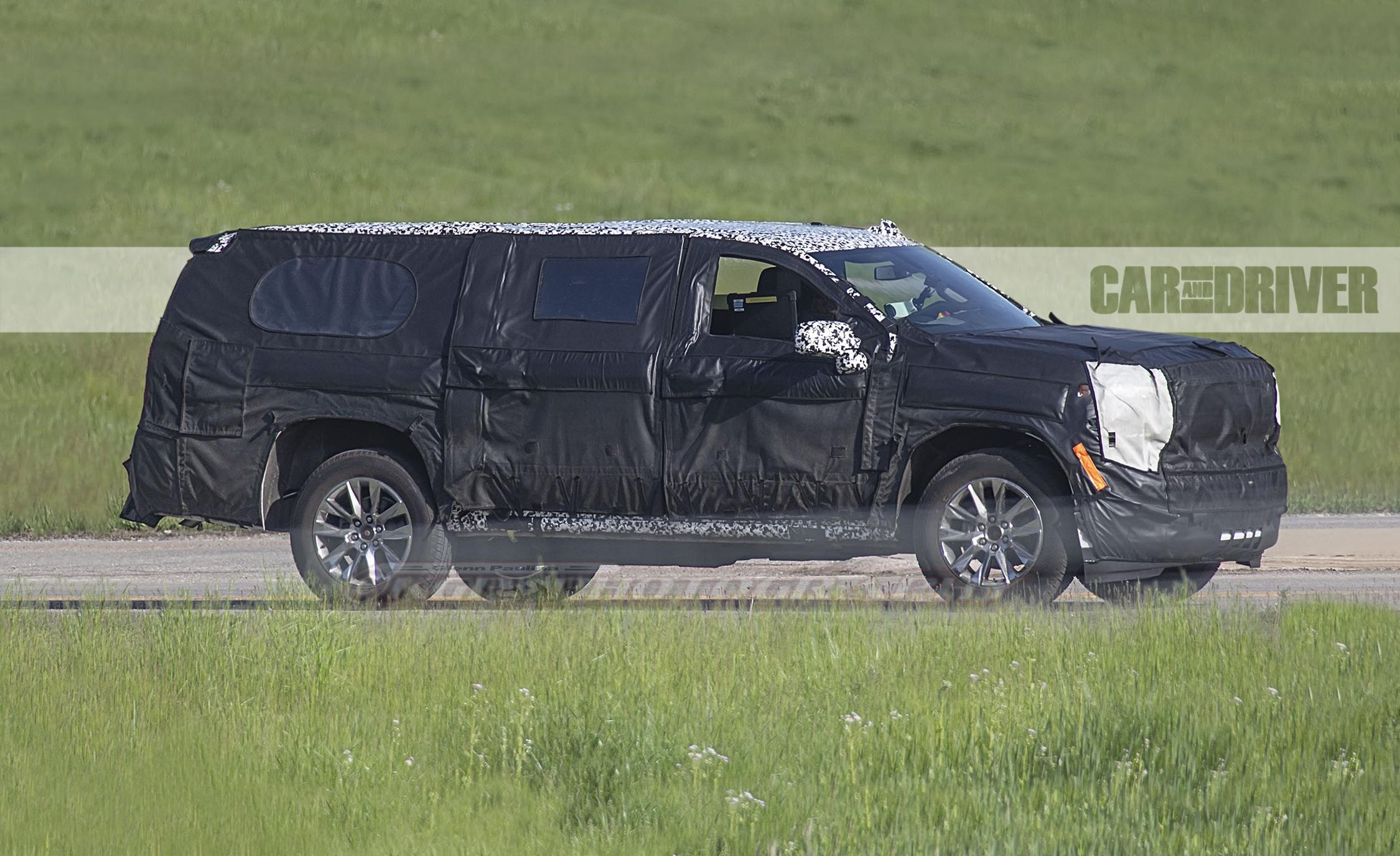 Chevrolet Suburban 2020 >> 2020 Chevrolet Suburban Gets Independent Rear Suspension News