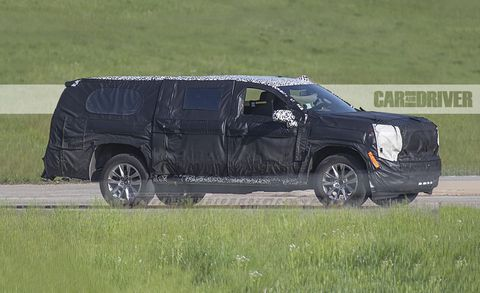 2020 Chevrolet Suburban Gets Independent Rear Suspension News