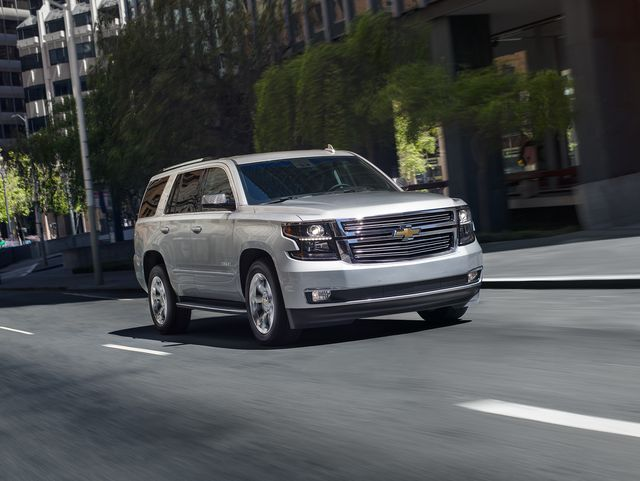 2020 Chevrolet Tahoe Review, Pricing, and Specs