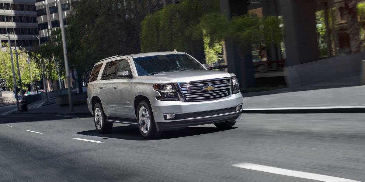 2020 Chevrolet Tahoe Review Pricing And Specs
