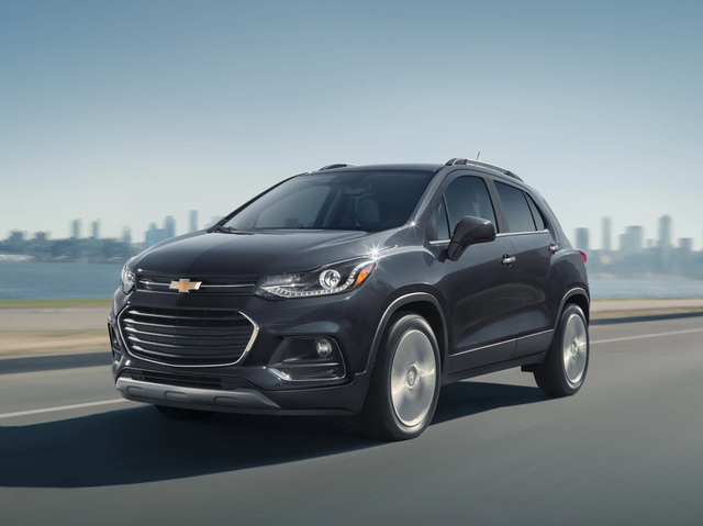 2020 Chevy Trax Review.2020 Chevrolet Trax Review Pricing And Specs