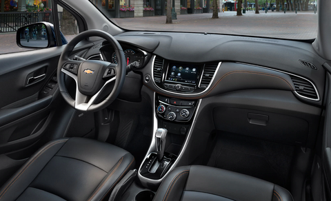 2020 Chevrolet Trax Review, Pricing, and Specs