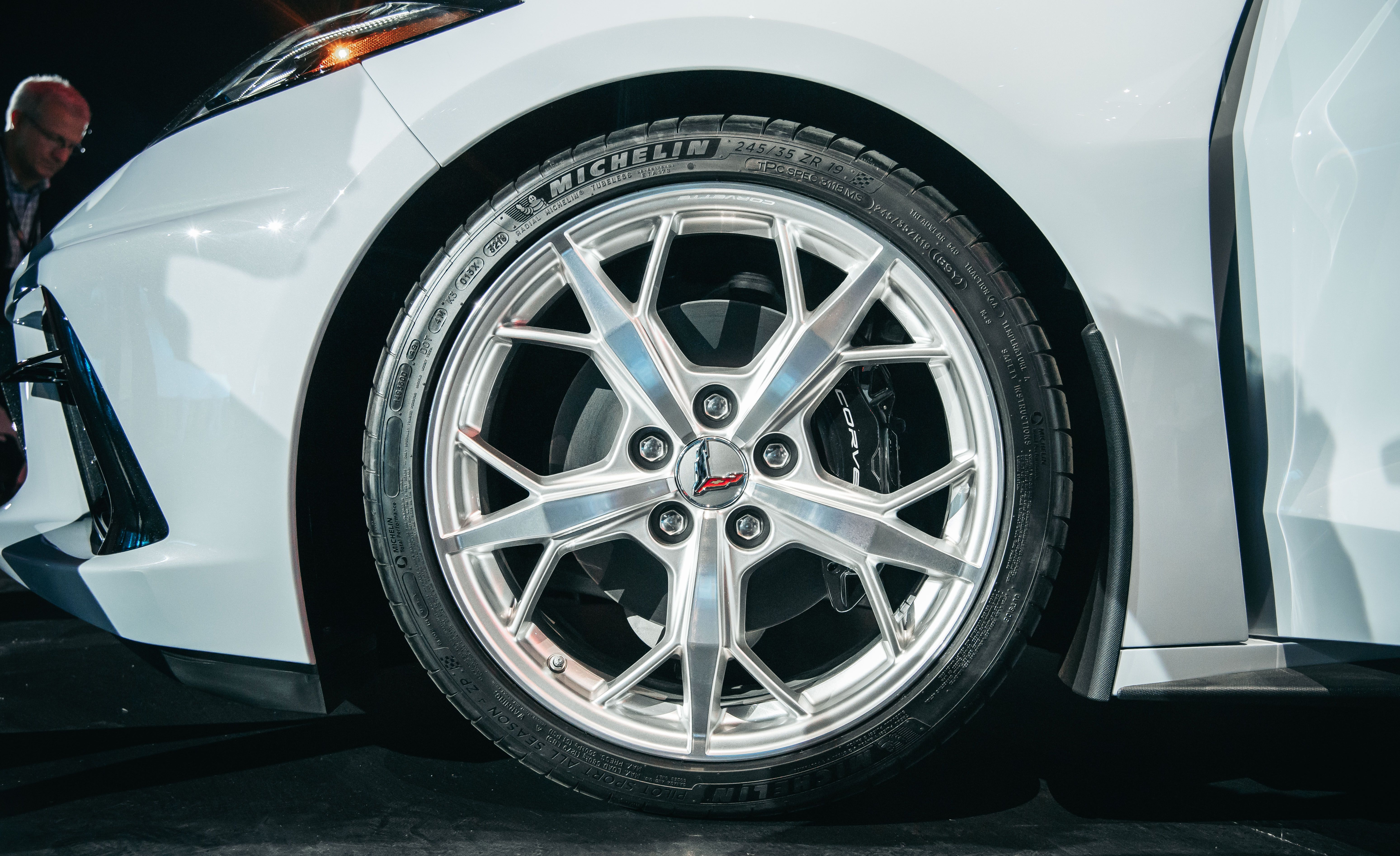 best all season car tires 2020 The Base 2020 Corvette Comes with All Season Tires. Here's Why