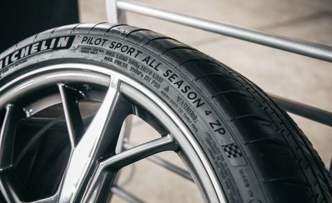 The Base 2020 Corvette Comes with All-Season Tires. Here's Why