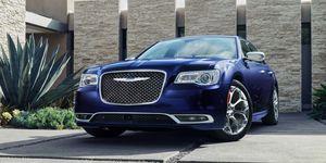 2020 Chrysler 300 front