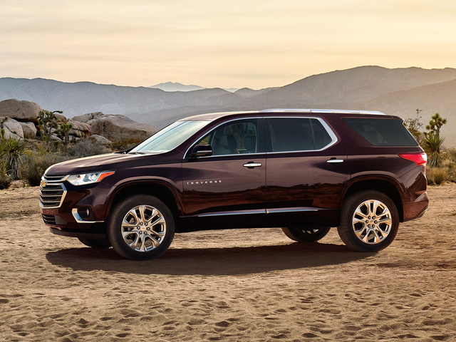 2020 Chevrolet Traverse Review, Pricing, and Specs
