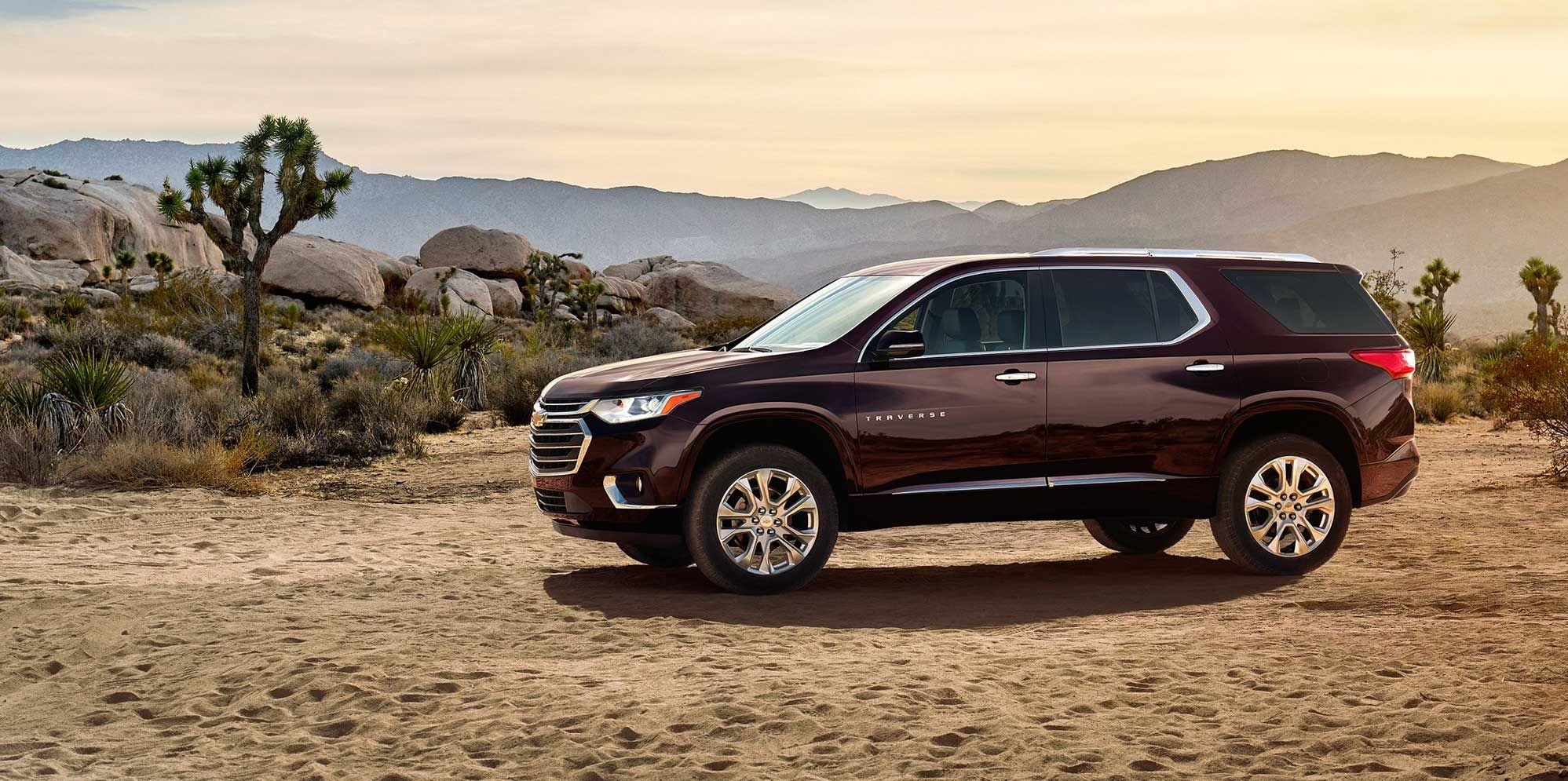 2020 Chevy Traverse Research New