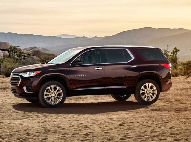 2020 Chevrolet Traverse Review Pricing And Specs